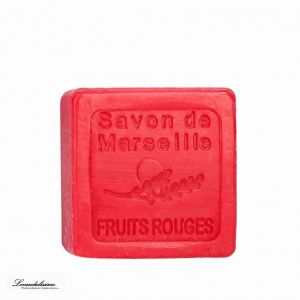 Mýdlo Savon de Marseille Fruits rouges 100g